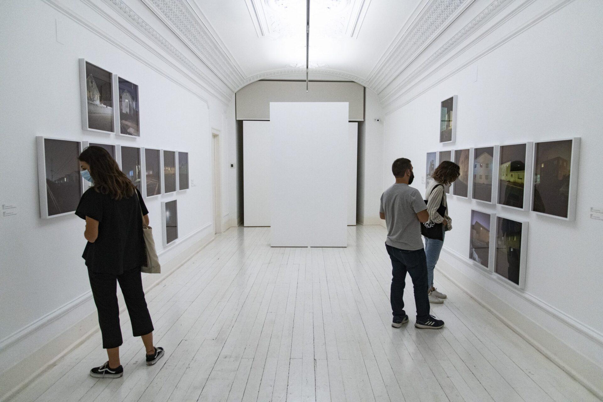 Imago; Festival de Fotografia; Inauguração; MNAC; Exposição; Todd Hido; Lisboa; © Hugo David 2020;