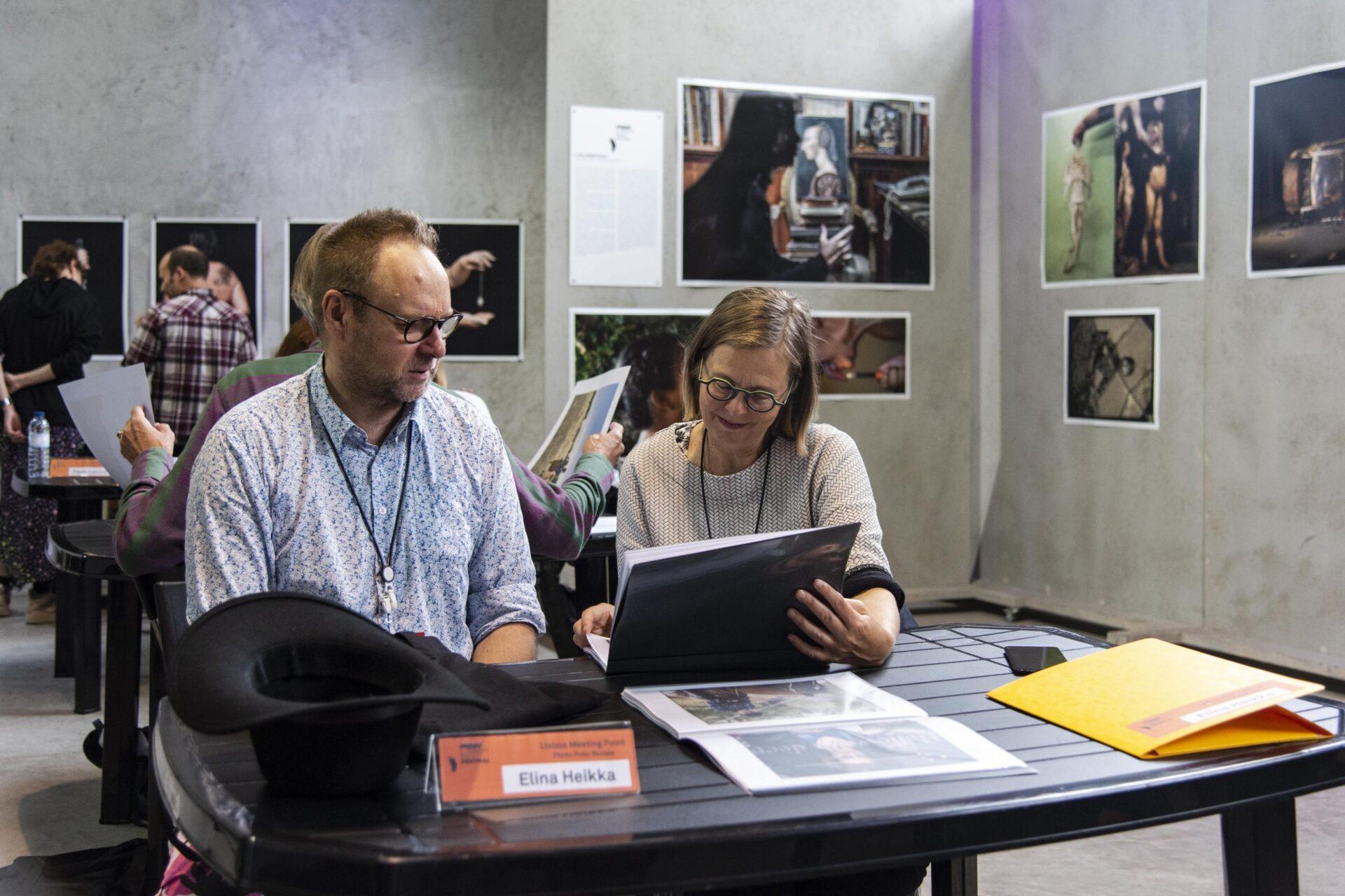 Imago; Festival de Fotografia; Leitura de Portfólios; Carpintarias São Lázaro; Exposição; Lisboa; © Hugo David 2019