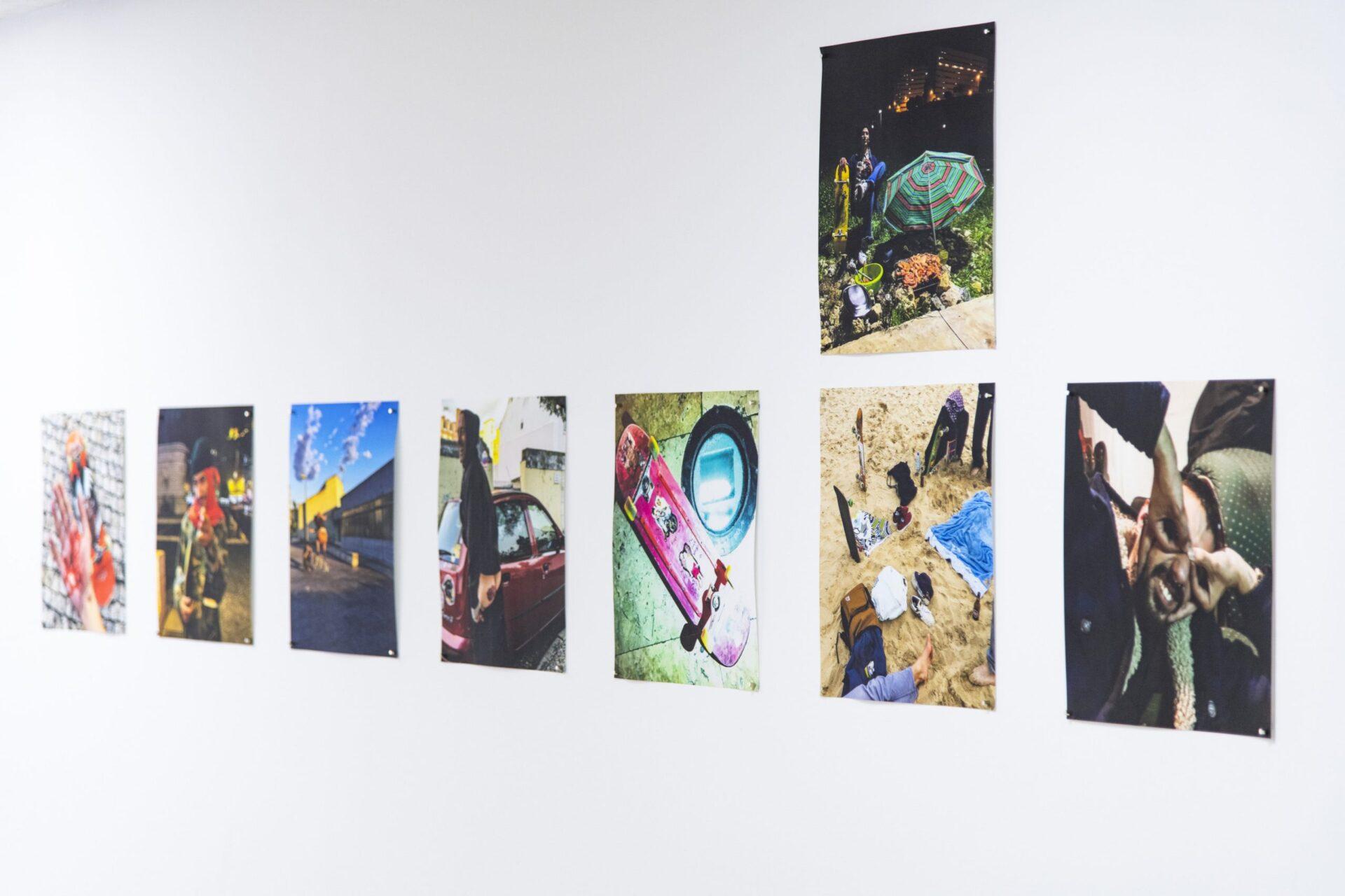 Beautiful Disasters; Exposição; Imago Galery; Lisboa; Skate; © Hugo David 2021;