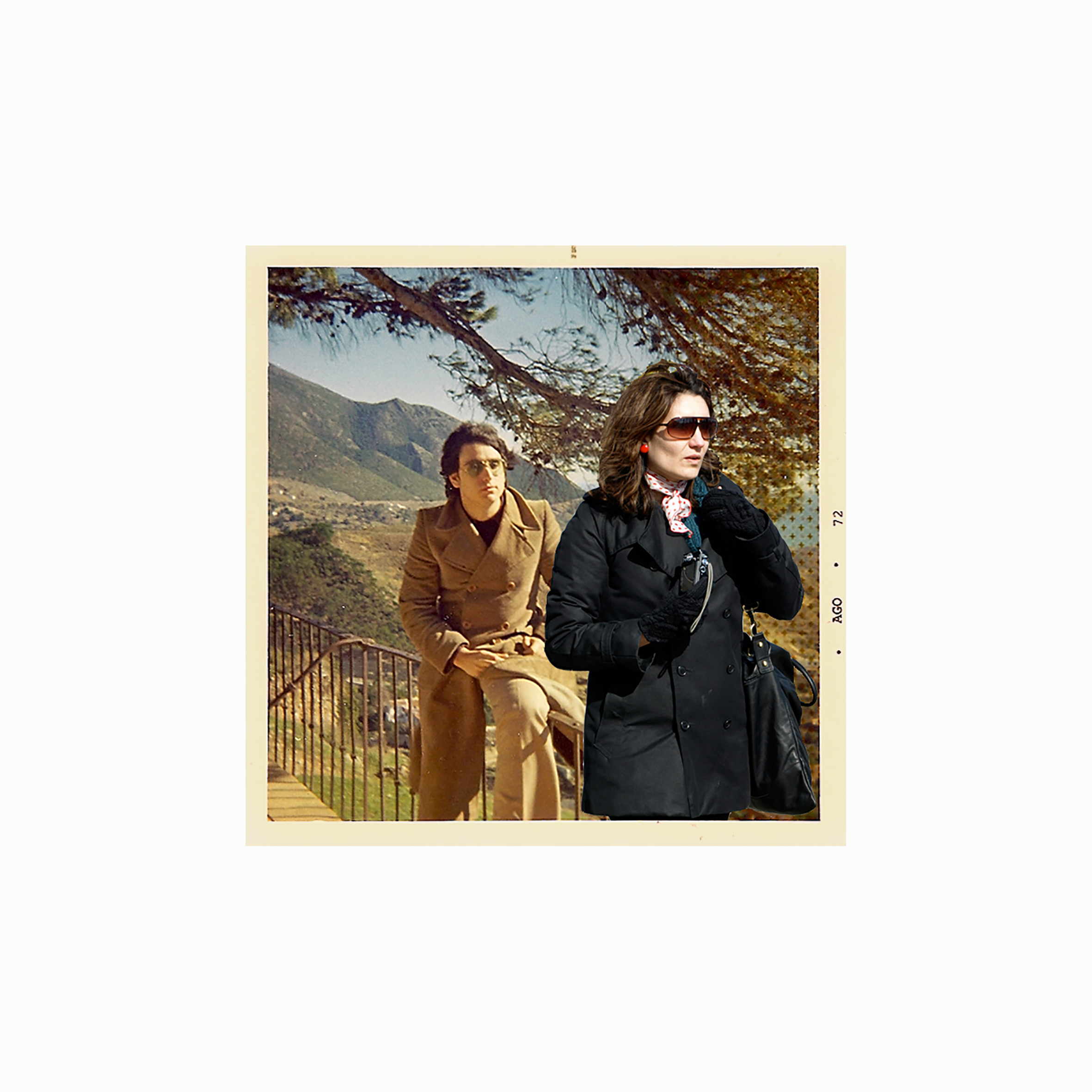 Family Album II, 2018. 20x20cm. #2